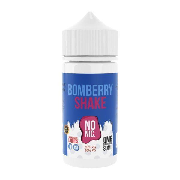 Bomberry by Milkshake Liquids 100ml
