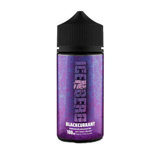 Blackcurrant by Icenberg 100ml