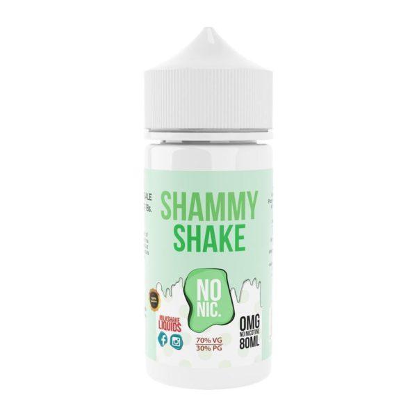 Shamrock by Milkshake Liquids 100ml