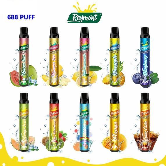 Reymont Disposable Vape Pod 688 Puff 20mg
